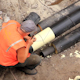 Insulated Pipe Line - VideoHive Item for Sale
