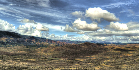 Arizona Mountains 01