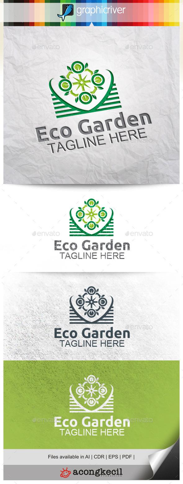 GraphicRiver Eco Garden V.3 10332002