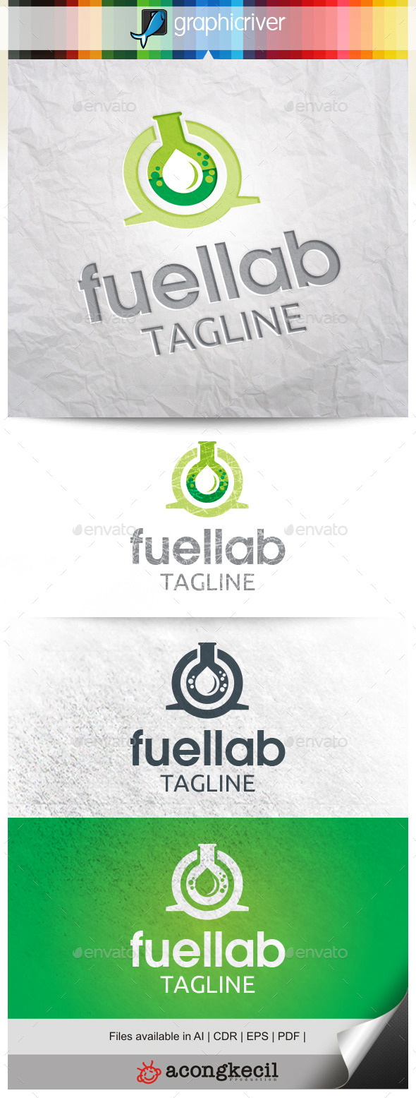 GraphicRiver Fuel Lab V.2 10332345