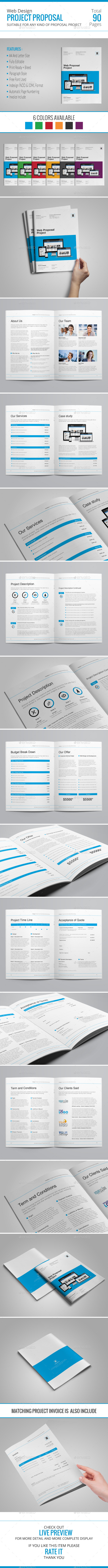 GraphicRiver Proposal Template 10334241