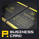 Elegant Business Card Vol. 01 - GraphicRiver Item for Sale