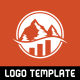 Mountain Investment Logo - GraphicRiver Item for Sale