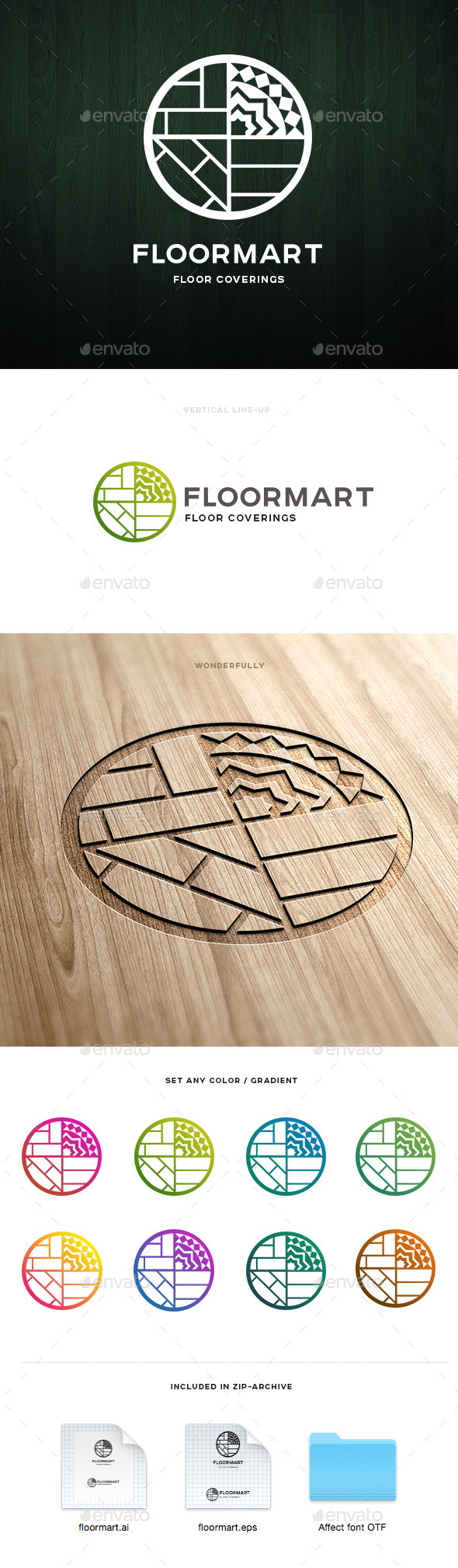 GraphicRiver Floormart Logo 10335024