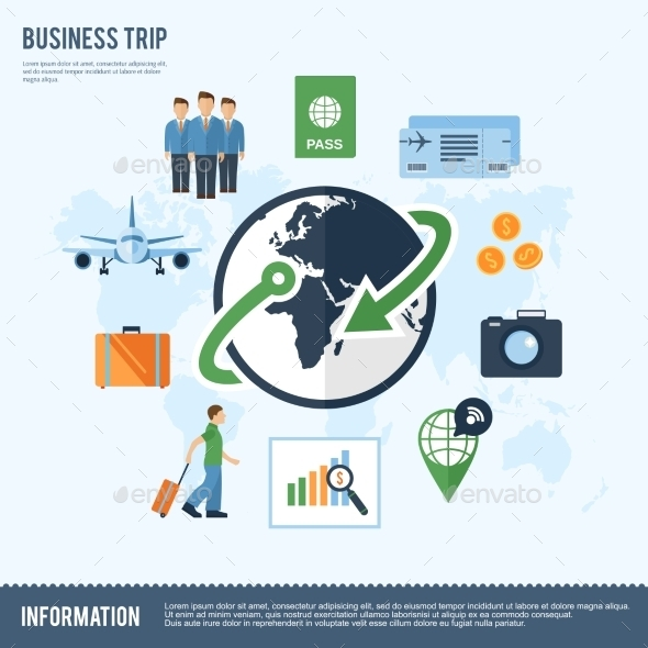 GraphicRiver Travel Icons 10335048