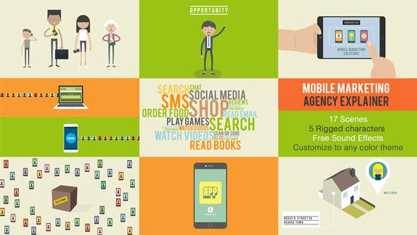 Mobile Marketing Agency Explainer