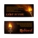 Torch Banners Set - GraphicRiver Item for Sale