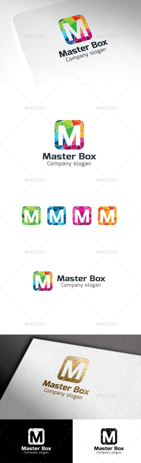 Master Box M Letter