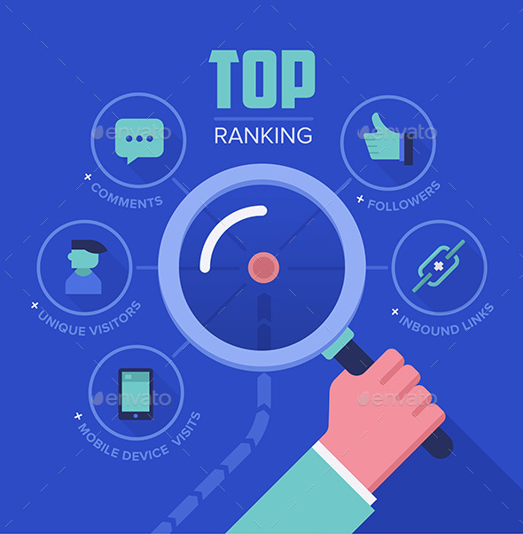 GraphicRiver Tracking Website Ranking 10336312