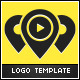 Play Point Logo Template - GraphicRiver Item for Sale