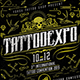 Tattoo Convention Flyer  - GraphicRiver Item for Sale