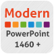 Modern Business PowerPoint Presentation Template - GraphicRiver Item for Sale