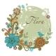 Floral Banner  - GraphicRiver Item for Sale