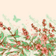 Background with Pink Flowering Branch - GraphicRiver Item for Sale