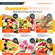 Product Promotion Flyer Vol.02 - GraphicRiver Item for Sale