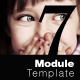 7 Module Template - ActiveDen Item for Sale