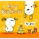 Birthday Card to Friends - GraphicRiver Item for Sale