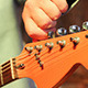 Guitarist Prepared For The Concert - VideoHive Item for Sale
