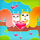 Cute Red Forest Squirrels - GraphicRiver Item for Sale
