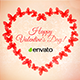 Sweet Butterflies: Valentine's Day Card - VideoHive Item for Sale