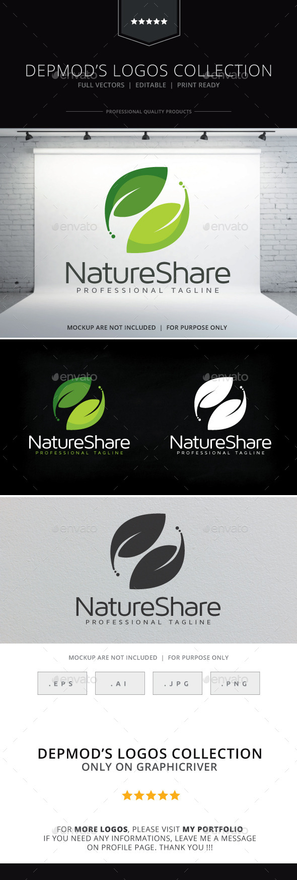 Nature Share Logo