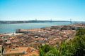 Cityscape in Lisbon, Portugal - PhotoDune Item for Sale