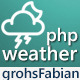 php Material Weather - CodeCanyon Item for Sale