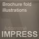 Adornimé: Impress Style. Brochure Folds - GraphicRiver Item for Sale