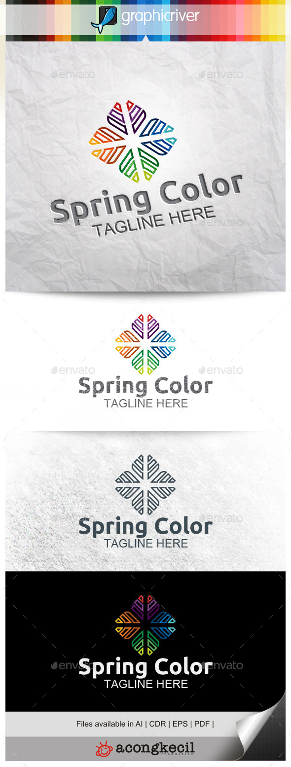 GraphicRiver Spring Color V.3 10344805