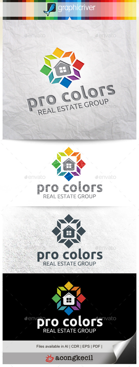GraphicRiver Property Color V.2 10344854
