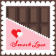 Valentines Day, Love Stamps - GraphicRiver Item for Sale