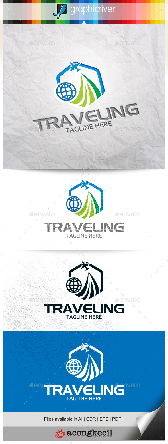 GraphicRiver Traveling V.4 10345118