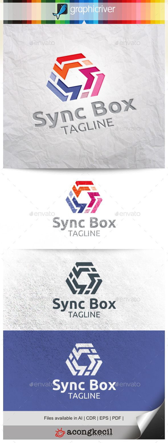 GraphicRiver Sync Box V.3 10345613