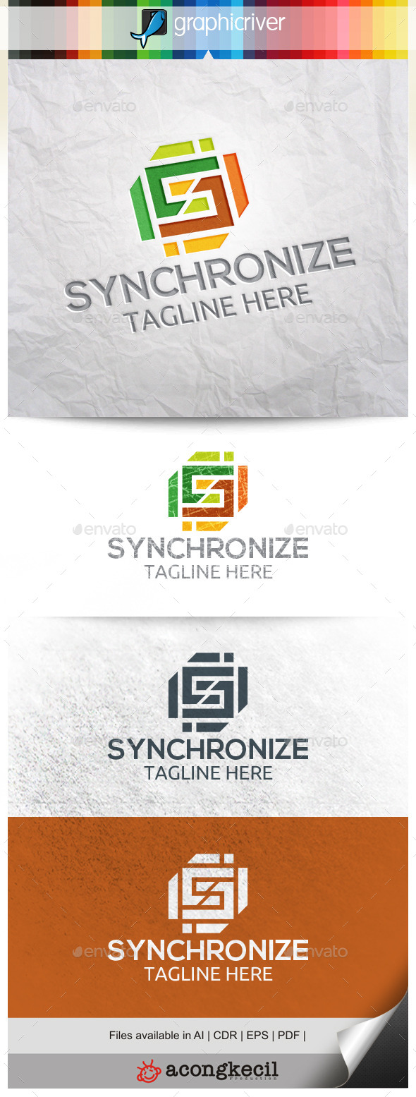 GraphicRiver Synchonize 10345931