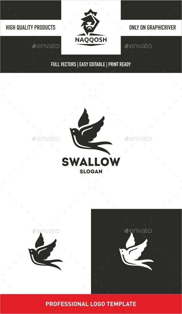 GraphicRiver Swallow 10346100