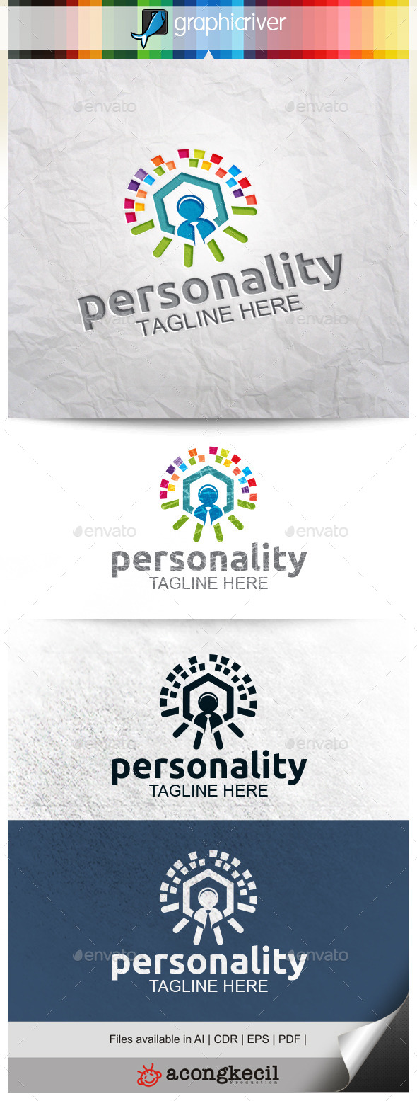 GraphicRiver Personality V.2 10346614