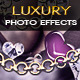 Luxury Glamour Photo Effects Photoshop Actions - GraphicRiver Item for Sale