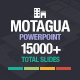 Motagua - Multipurpose PowerPoint Template - GraphicRiver Item for Sale