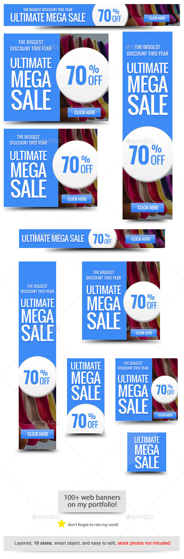 Ultimate Mega Sale