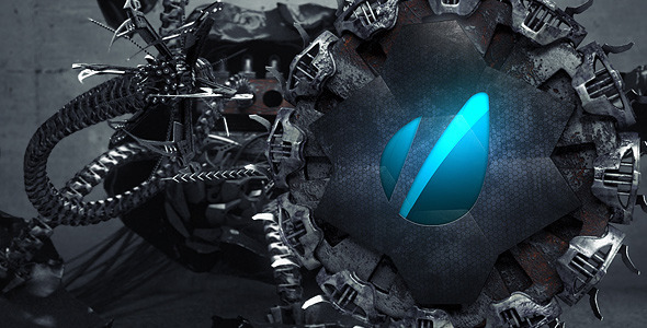 VideoHive Hi-Tech Monster 2 4935057