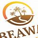 Beach Way Logo - GraphicRiver Item for Sale