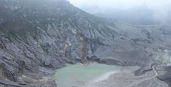 Volcano Crater 07