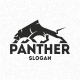 Panther Logo - GraphicRiver Item for Sale