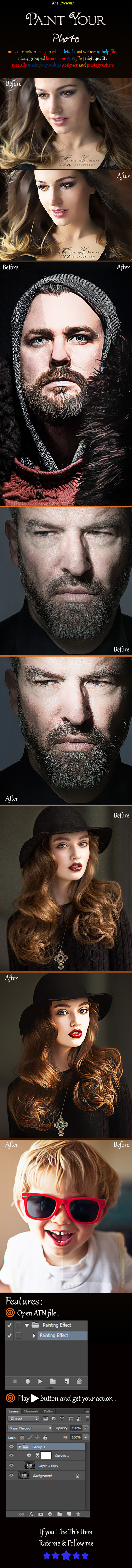 GraphicRiver Paint Your Photo 10353578