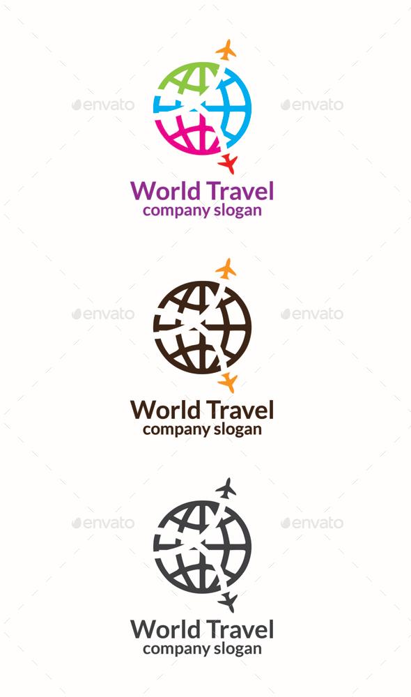 GraphicRiver World Travel 10353635