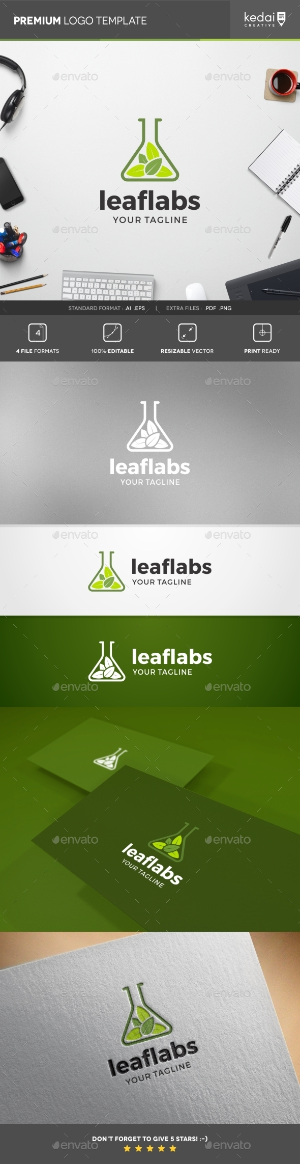 GraphicRiver Leaf Labs 10353681