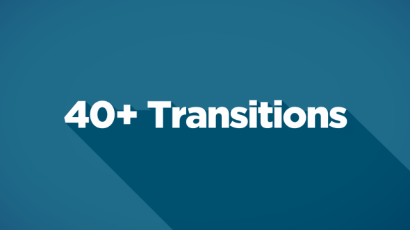 40 transitions by linedmotion videohive for Motion graphics transitions