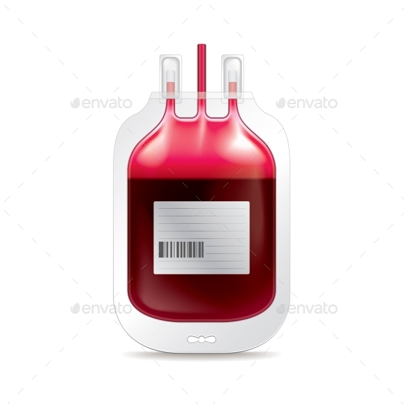 GraphicRiver Donate Blood 10354166
