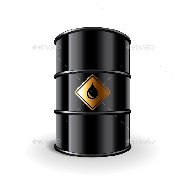 GraphicRiver Oil Barrel 10354188