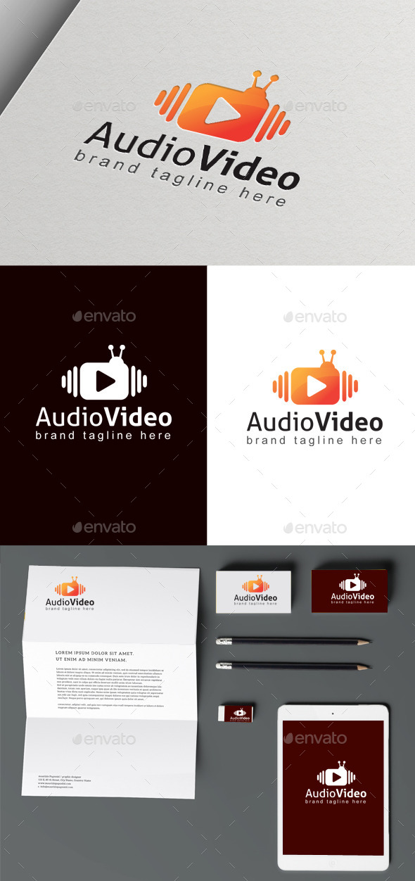 GraphicRiver Audio Video 10354609